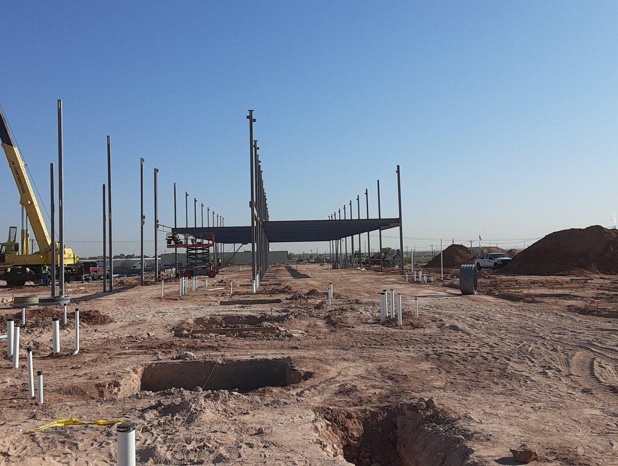 IDEA-MESQUITE HILLS UNDER CONSTRUCTION