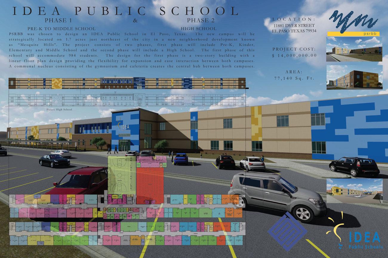 IDEA Public School – Dyer/Mesquite Hills