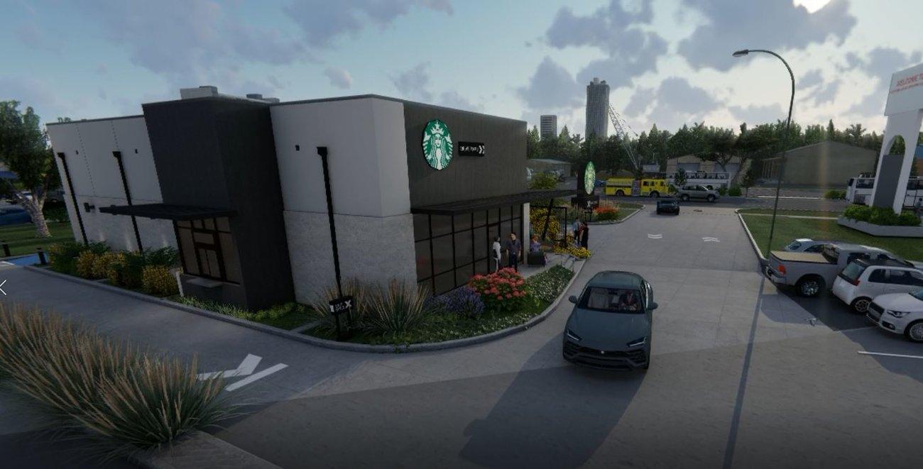Starbucks Tyler Texas