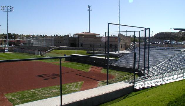 UTEP - Helen of Troy Softball Complex