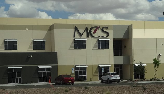 MCS Industries - Distribution Center
