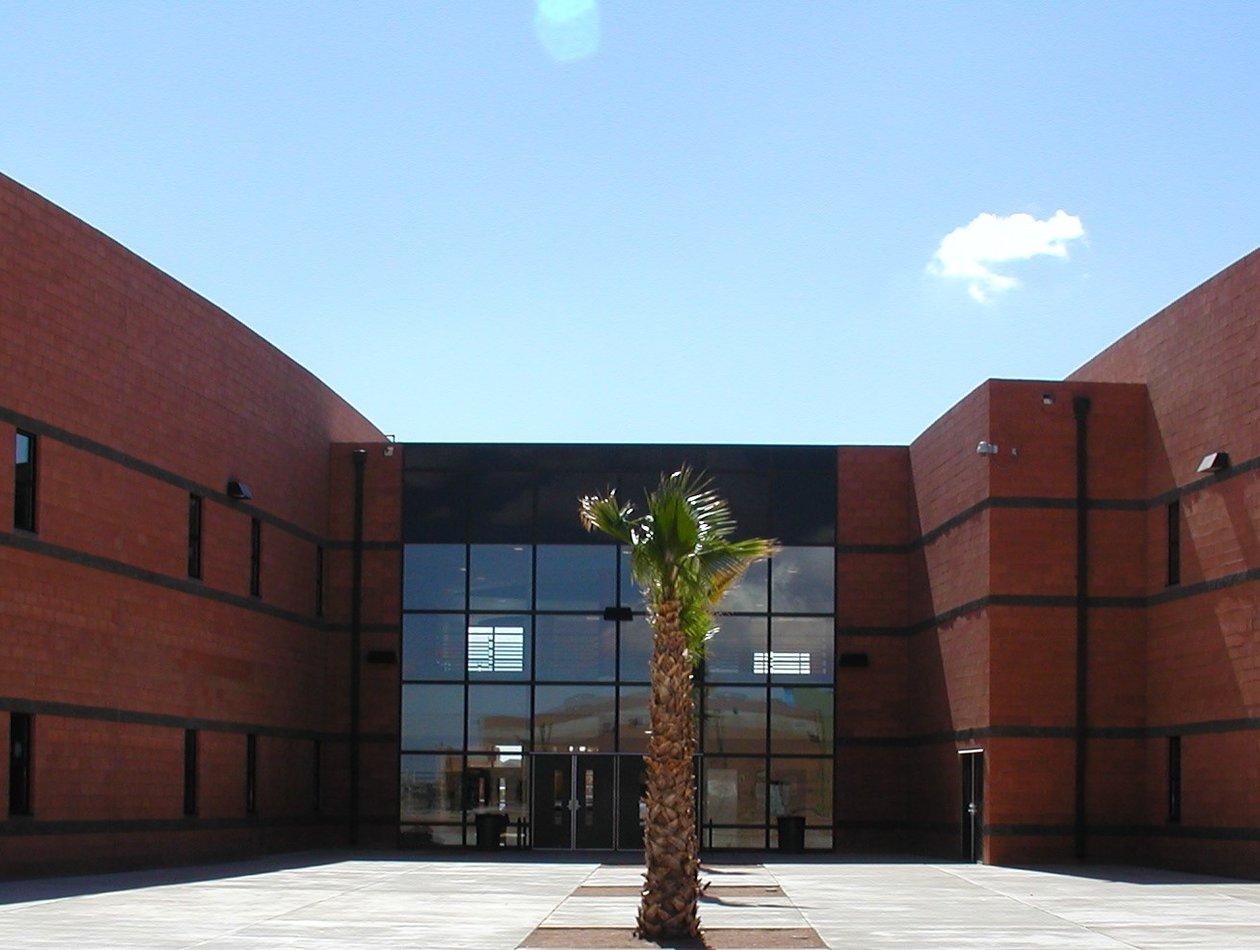 El Dorado High School - Phases I, II & III