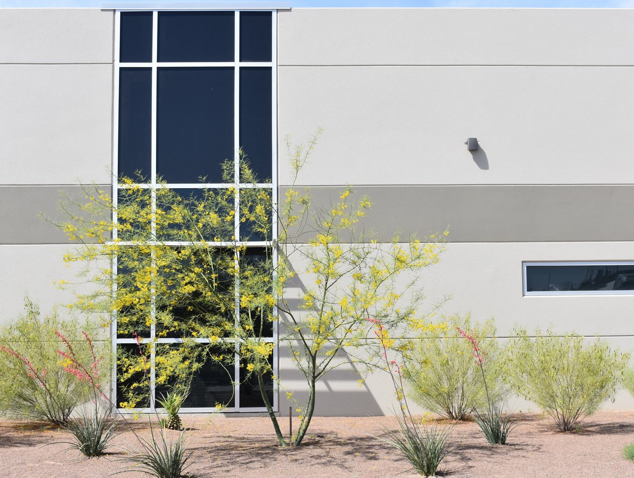 Outwest Express New Office and Maintenance Facility