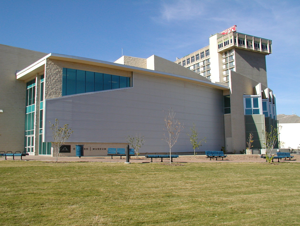 El Paso Museum of History - Cleveland Square Redevelopment
