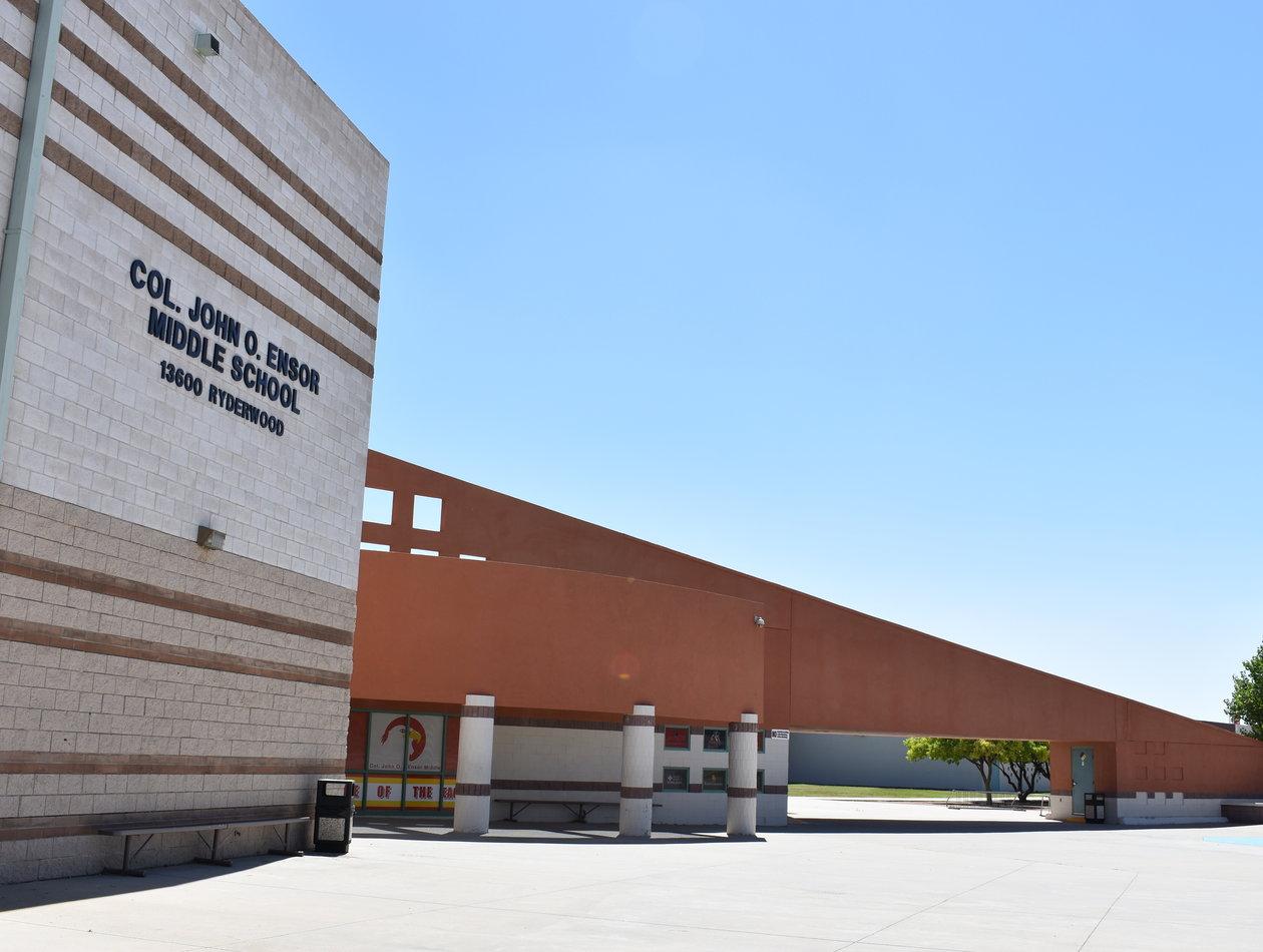John O. Ensor Middle School